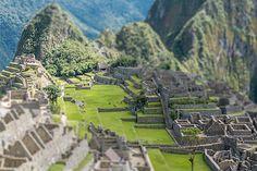 Minha linda e misteriosa Machu Picchu