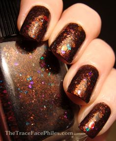 really pretty brown :)