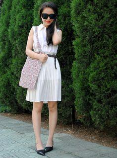 """Meijia du blog chinois """"meijias.blogbus.com"""" porte son Vehla NIII"""