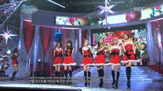 25. SNSD - All I want for christmas is you Dec 24, 2011 GIRLS' GENERATIO...