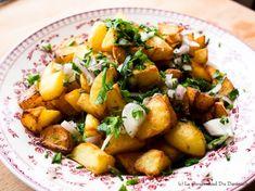 Des pommes de terre à la misquette, une recette du Limousin qui accompagnera parfaitement nombre de vos plats.