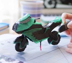 Don't have a 3Doodler yet? Get one here, or get yourself some plastic and accessories to go with your 3Doodler!