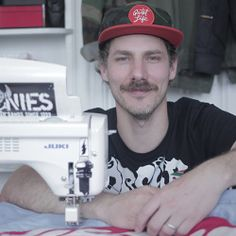 Ben Venom, Punk Rock Quilter: What's Your Style?   KQED Art School   KQED Arts