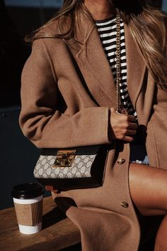 camel coat #Sincerel