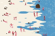 Planeta Tangerina makes wonderful children's books. This is from Praia-Mar.