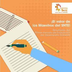 Posicionamiento del SNTE ante los Resultados del Primer Periodo de Evaluación del Desempeño Docente: https://activistasnte.mx/content/activista/post/1382940