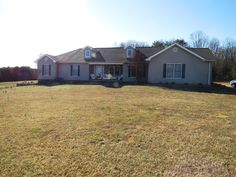 400 Countryside Court Ringgold, VA /  Beautiful and spacious one level living! Home has many unique features including hot tub, walk in shower with dual heads, 2 master bedroom suites, screen porch, security systems, 2 gas fireplaces (1 in master bedroom). Granite counter tops in the kitchen. Range is gas but can easily be changed to electric. 2 outbuildings. Handicapped accessible throughout home.