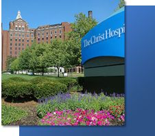 The Christ Hospital. My birthplace, a nationally ranked hospital & one of the top companies in Cincinnati to work for.