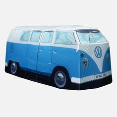 Want a unique camping experience? Check out this retro-cool VW Camper Van Tent! Want a unique camping experience? Check out this retro-cool VW Camper Van Tent! Vw Camper, Vw Caravan, Vw Bus Camping, Best Camping Gear, Tent Camping, Camping Items, Camping Products, Camping Supplies, Camping Stuff
