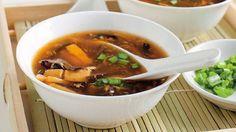 Čínska ostrokyslá polievka   Recepty.sk