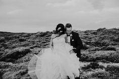 Courtney + Brendan // Courtney wearing Collezione // photography by @blackbirdtale // www.blackbirdtale.com Byron Bay Weddings, Tulle, Gowns, Wedding Dresses, Inspiration, Instagram, Vestidos, Bride Dresses, Biblical Inspiration
