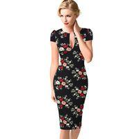 bdc9d14c0482e Big Size Fashionable Women Dresses New 2019 Plus Size Women Clothing ...
