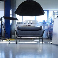Un canapé, collection Ypperlig par Hay x IKEA
