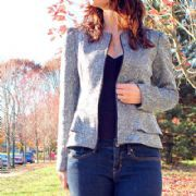 Cordova Jacket Sewaholic sewing pattern