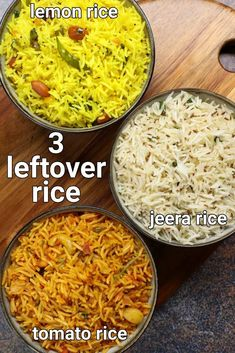 3 leftover rice recipes | cooked rice recipes | leftover rice ideas with step by step photo and video recipe. rice recipes are one of the staple food for many and particularly for south indians. but it also comes with the major problem of leftover whenever you prepare some basic dal rice or any curry rice combo meal. it is always a big headache to finish these leftovers, but this recipe post easily solves that problem and showcases 3 easy leftover rice recipes. Paneer Curry Recipes, Paneer Masala Recipe, Biryani Recipe, Healthy Indian Snacks, Indian Food Recipes, Asian Recipes, Healthy Recipes, Ethnic Recipes, Indian Foods