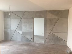 Concrete Wall by IN Architekti & KopArt