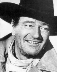 John Wayne, American actor (1907-1979)