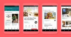 AirBnB, Google Material Design, How a trusted travel app plays host to a growing, global community.