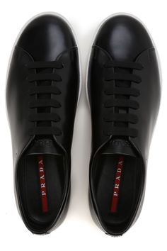 8406147662c4 Prada Sneakers for Men and Shoes from the Latest Collection. Find Prada  Sneakers and Sport Shoes in a wide selection at our online store.
