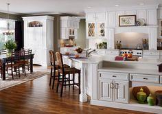 #White #Kitchen #Design Ideas   Visit http://www.suomenlvis.fi/