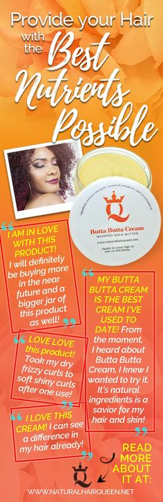 Hottest Free Hair products healthy Tips, Butta Butta Cream moisturizes and protects your hair for up to seven days Long Natural Hair, Natural Hair Growth, Natural Curls, Healthy Tips, Healthy Hair, Curly Hair Styles, Natural Hair Styles, Transitioning Hairstyles, Hair Starting
