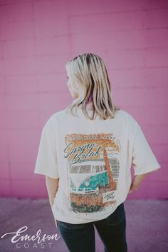 fcbcb783 Emerson Coast · Kappa Kappa Gamma · Kappa Kappa Gamma Spring Break Tshirt