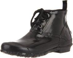Bogs Women's Charlot Waterproof Boot,Black,9 M US