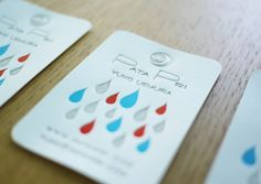 PataPri business cards
