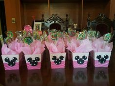 Love the Minnie boxes but would have to do Mickey for my boy.
