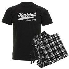 husband since 1972 Pajamas for