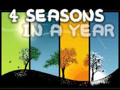 LOVE this! - 4 seasons song...catchy!