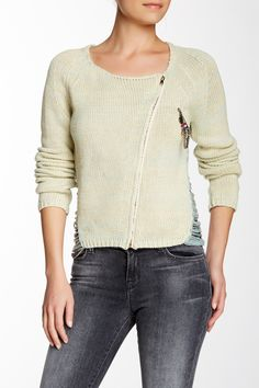 Sand Of Time Sweater by Aratta on @HauteLook