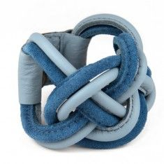 Naval Knot Big blue Handmade Accessories, Knots, Big, Shopping, Buttons