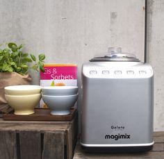 Sommerzeit ist Eiszeit! Genießt euer persönliches Lieblingseis mit der Magimix Eismaschine.