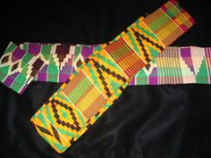 Kente Cloth Strips Lesson Plan: Multicultural Art and Craft Lessons for Kids: KinderArt ®