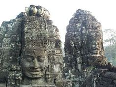 Angkor Wat. I hope I have my flight benefits long enough to go to Cambodia and be blown away by this