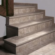 Did you know that you can combine #Torelo with any flooring? Discover the solution to create steps!
