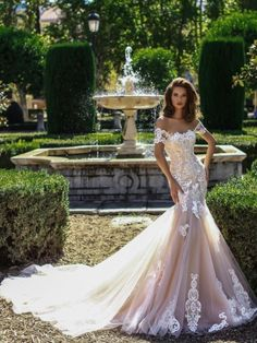 Courtesy of Victoria Soprano Wedding Dresses The One Collection; Wedding dress idea. #weddingdress #weddinggowns