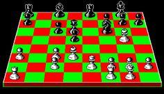 Sinclair QL Chess