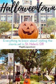 Celebrate the spirit of Halloweentown in Saint Helens Oregon & visit the movie set. Expert tips for making the most of your visit. The perfect PNW getaway. hrs from Seattle and 20 minutes from Portland. hotel restaurant travel tips Klamath Falls Oregon, Oregon Falls, Usa Travel Guide, Travel Usa, Beach Travel, Budget Travel, Travel Guides, Travel Tips, Globe Travel