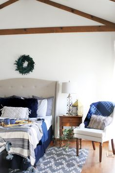 Craftivity Designs Christmas Bedroom Inspiration