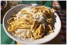 Spaghetti cacio e pepe di Federico Valicenti