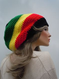 043a152810e 23 Awesome Dreadlock Tam Hats - Extra Large Slouchy Hats images ...