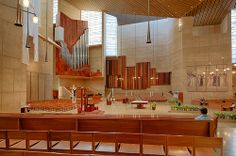 The Cathedral of Our Lady of the Angels. Los Angeles.