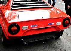 "bikesandcars: ""Lancia Stratos HF"""