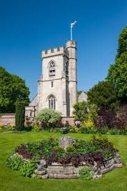 St. Michael's Church in Chenies, Buckinghamshire, John Russell 1st Earl of Bedford and his wife Anne Sapcote .