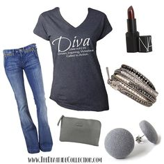 We'd love to know how you style your #DivaDefined Tees! Share your ideas, use the #DivatudeCollection hashtag and tag @DivatudeCollection - one photo monthly will receive a free #DivaTee!  #fashion #style #tshirt #tshirtdesign #fashionista #stylish #tee