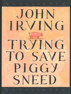 "Trying to Save Piggy Sneed contains a dozen short works by John Irving, beginning with three memoirs, including an account of Mr. Irving's dinner with President Ronald Reagan at the White House. The longest of the memoirs, The Imaginary Girlfriend,"" is the core of this collection. The middle section of the book is fiction. Since the publication of his first novel, Setting Free the Bears, in 1968, John Irving has written twelve more novels but only half a dozen stories that he considers…"