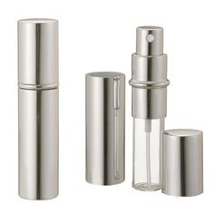 SILVER PERFUME ATOMIZER for Fragrance  Perfume by ChiChiPerfumes, $3.75