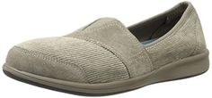 Easy Spirit Womens Fadeaway SlipOn LoaferTaupe65 M US *** See this great product.